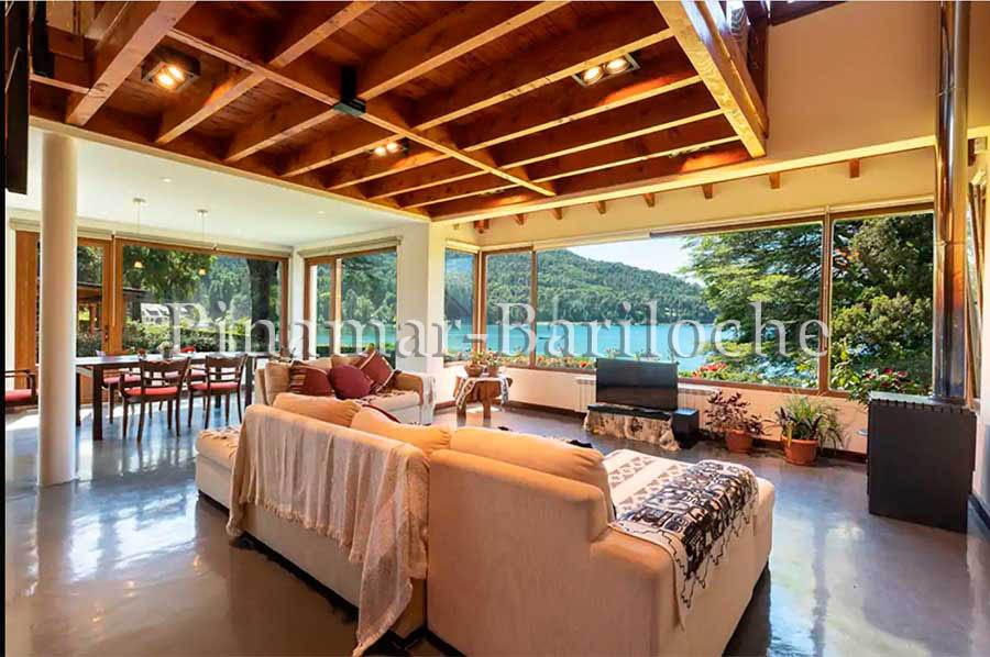 Casa En Alquiler Con Costa Lago Gutierrez, Cap 4