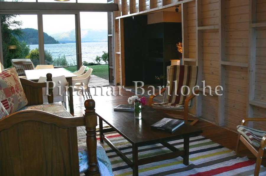 cabaña con costa de lago para 2 personas 1072