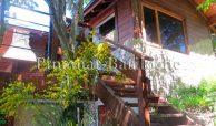 cabaña en alquiler con costa de lago en bariloche