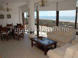 Departamento En Alquiler Pinamar Con Vista Al Mar Y Cochera 729
