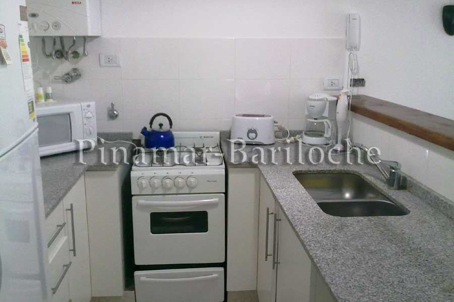 Pinamar Departamento En Alquiler –  2 Ambiente Y Cochera – 826