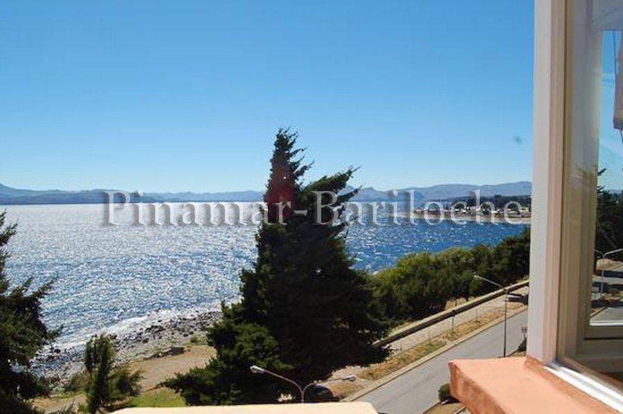 Departamento En Alquiler En Bariloche Con Vista Al Lago – 858