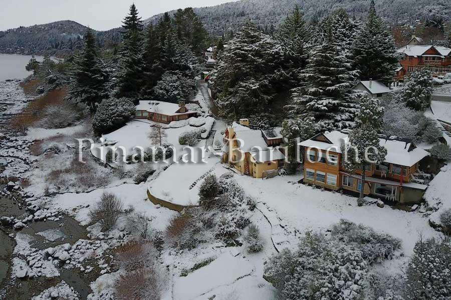 Cabaña Con Costa De Lago En Bariloche – 892