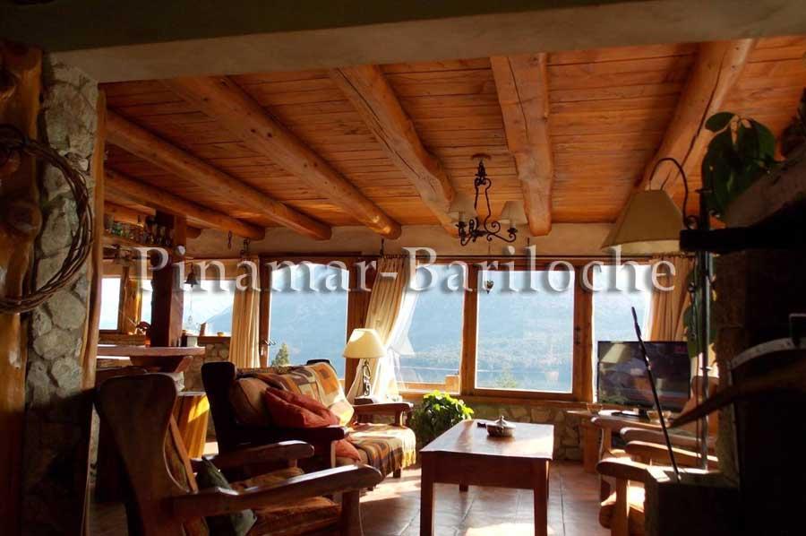 Cabaña En Alquiler En Bariloche – Complejo Con Pileta – 916