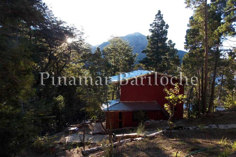 Cabaña En Alquiler En Bariloche – Predio Con Pileta – 919