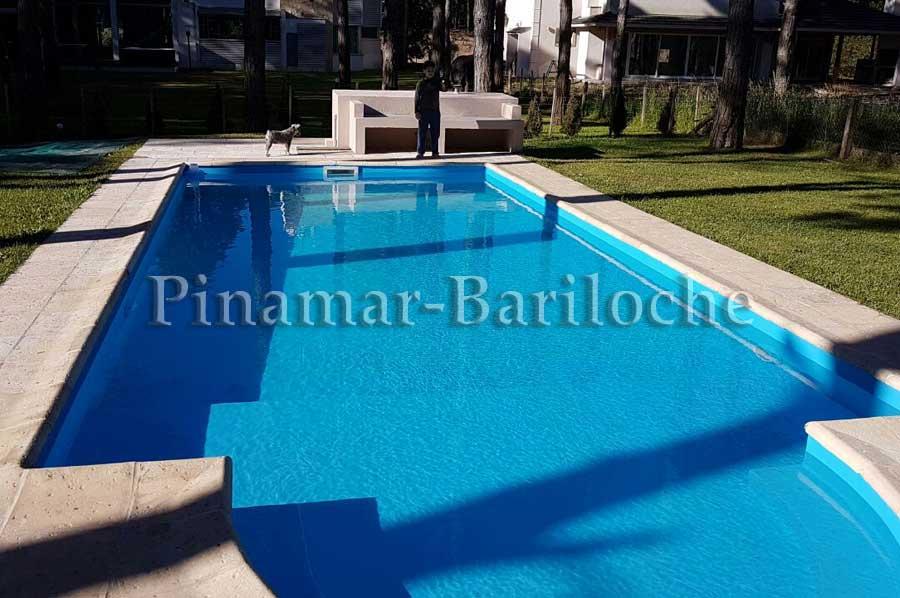 Alquiler Pinamar – Frontera A Mts Del Mar – Pileta – 847