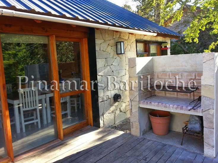 Alquiler Villa La Angostura – Casa Para 6 Pers – 991