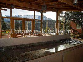 Casa En Alquiler Lago Moreno – Jacuzzi – Pileta – 1134