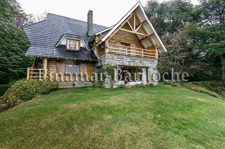 Alquiler Casa Con 5 Dormitorios Zona Llao Llao Bariloche – 1129