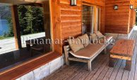 Casa En Alquiler Lago Mascardi, 5 Dorm Y Casa De Huéspedes- 1135