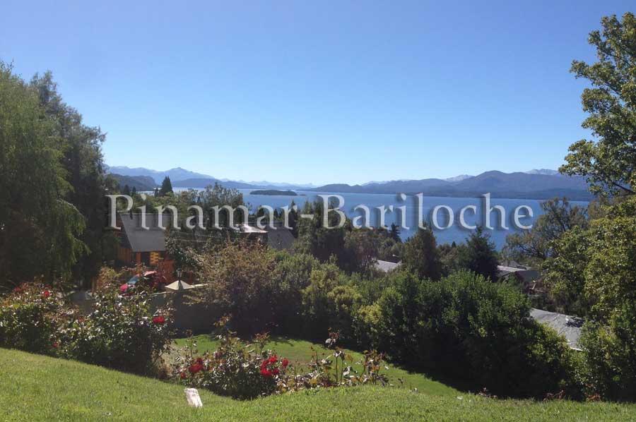 Casa En Alquiler Con Vista Al Lago Cerca Del Centro -melipal-1109