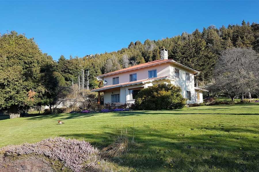 Casa En Alquiler Zona Centro De Bariloche Con Vista Al Lago -1112